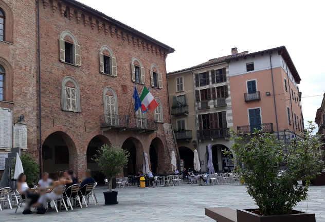 I comuni dell'Alto Monferrato e nel Monferrato Astigiano: Nizza Monferrato