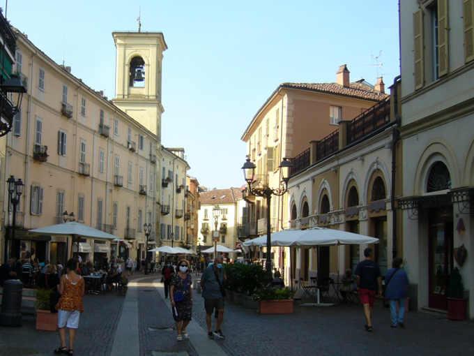 I Comuni dell'Alto Monferrato e del Monferrato astigiano: Acqui Terme