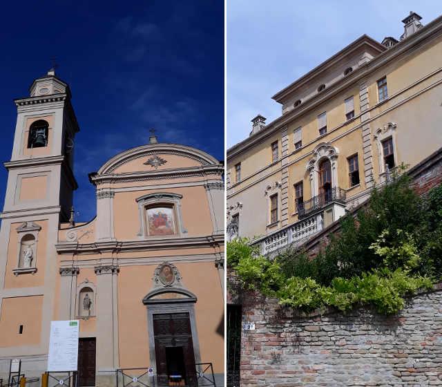 I comuni dell'Alto Monferrato e nel Monferrato Astigiano: Canelli