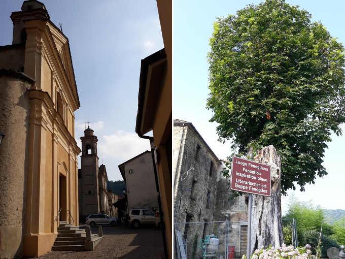 11 Gli scrittori delle Langhe: San Benedetto Belbo e Beppe Fenoglio