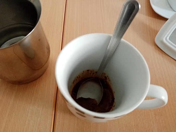 Preparazione per Che cos'è il caffè solubile e come si prepara?