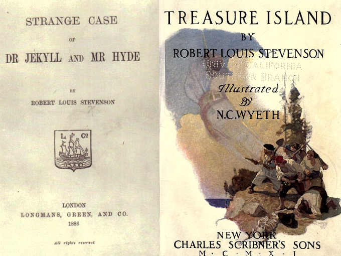 Libri di Robert Louis Stevenson
