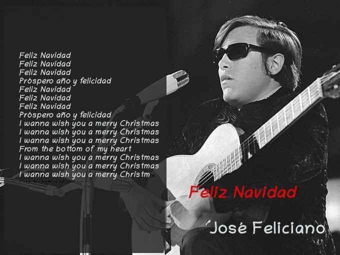 50 anni di Feliz Navidad di José Feliciano