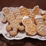 Biscotti Gingerbread (Pan di zenzero) Ricetta senza glutine