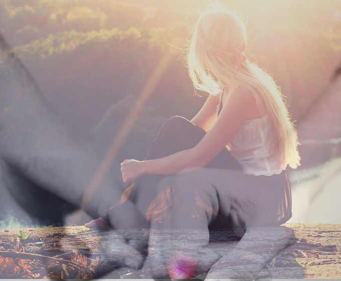 Foto 4 dialogo con una ragazza sul desiderio