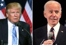 Joe Biden e Donald Trump allocentrismo e egocentrismo tra le righe della loro grafia