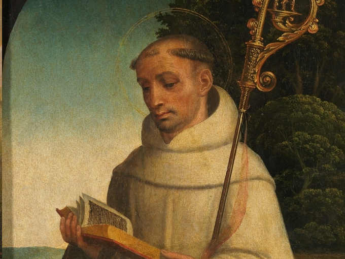 Bernard di Clairvaux (san Bernardo)