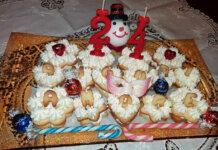 Mini cream tart senza glutine per il 24 compleanno