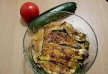 Zucchine grigliate Ricetta facile e Saporitissima con pane tostato