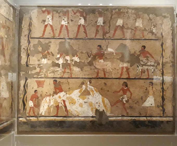 10 Museo Egizio di Torino tomba di Ifi e Neferu