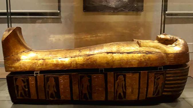 12 Museo Egizio di Torino sarcofago di Merit