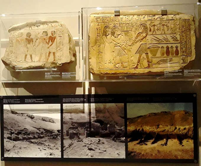 9 Museo Egizio di Torino tomba di Ifi e Neferu