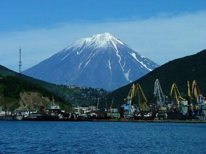 I vulcani della Kamchatka