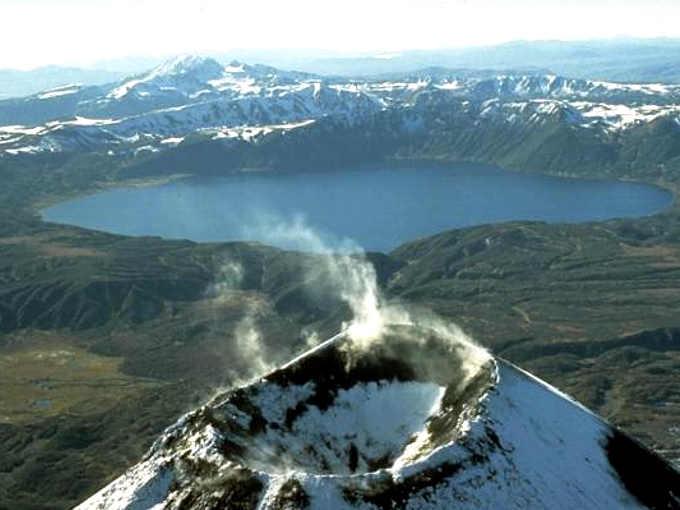 Cratere del Karymskij