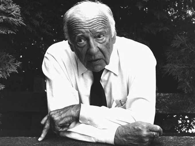 Il padre della filosofia ermeneutica Hans Georg Gadamer