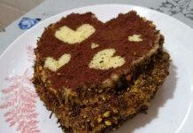 Torta cuore al pistacchio ricetta golosa