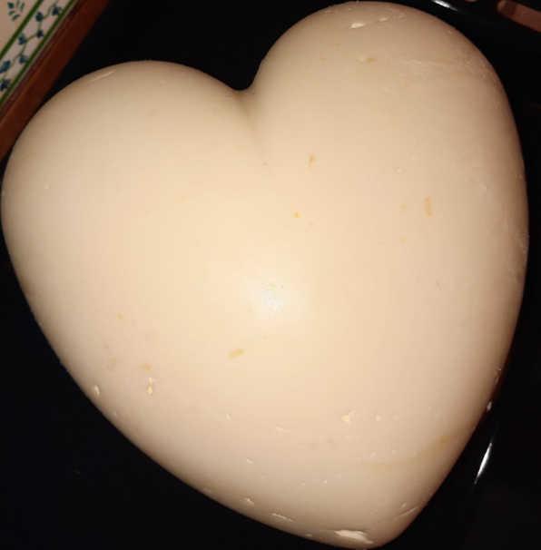 torta cuore sformata