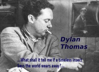 Dylan Thomas L'uomo che divenne la sua poesia
