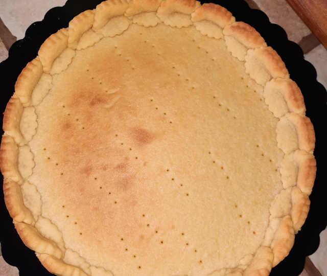 base crostata cotta