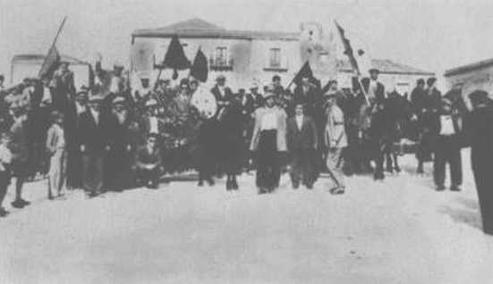 foto antica di Raffadali