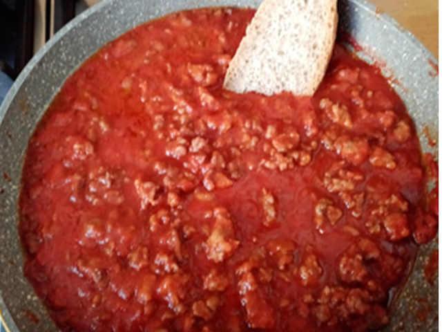 Ricetta con Sugo di salsiccia e carne ricetta semplice
