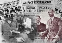 La Repubblica Italiana che compie 75 anni