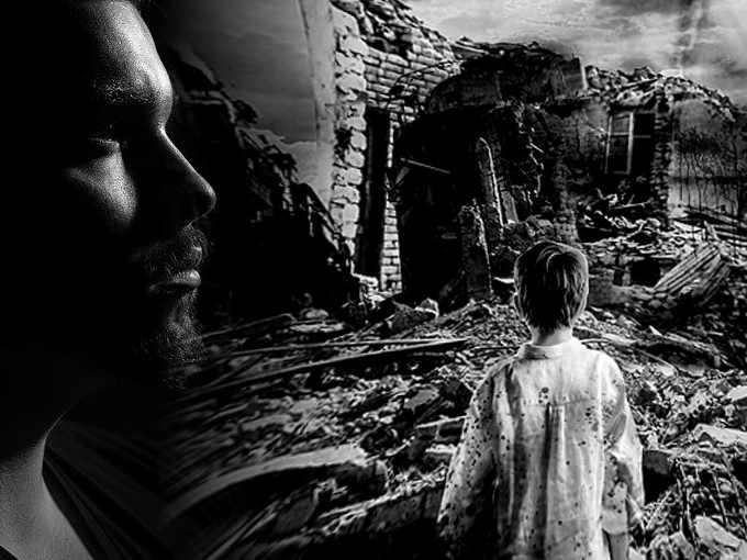 Foto 5 La guerra è dentro di noi