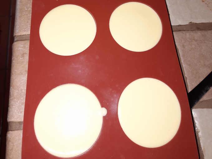 preparazione Tiramisù monoporzione ricetta senza glutine