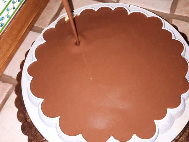 preparazione  Torta tiramisù moderna ricetta favolosa