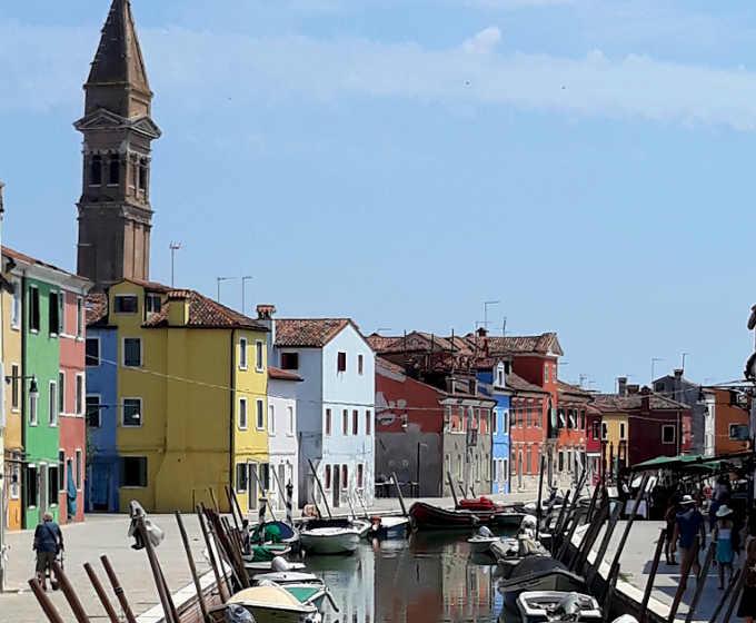 2 Reportage da Venezia e L'isola di Burano