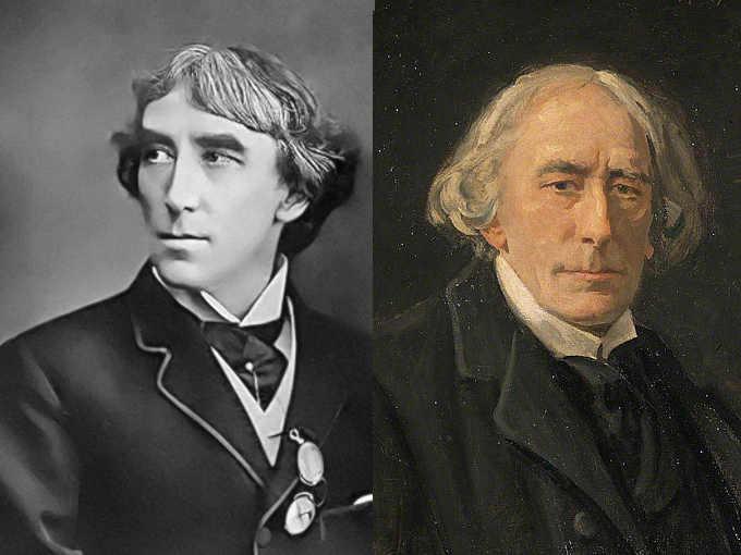 Sir John Henry Irving (6 February 1838 – 13 October 1905 John Henry Brodribb anche J. H. Irving)