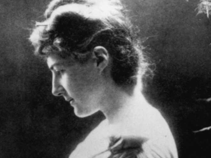 Florence Balcombe la moglie di Bram Stoker