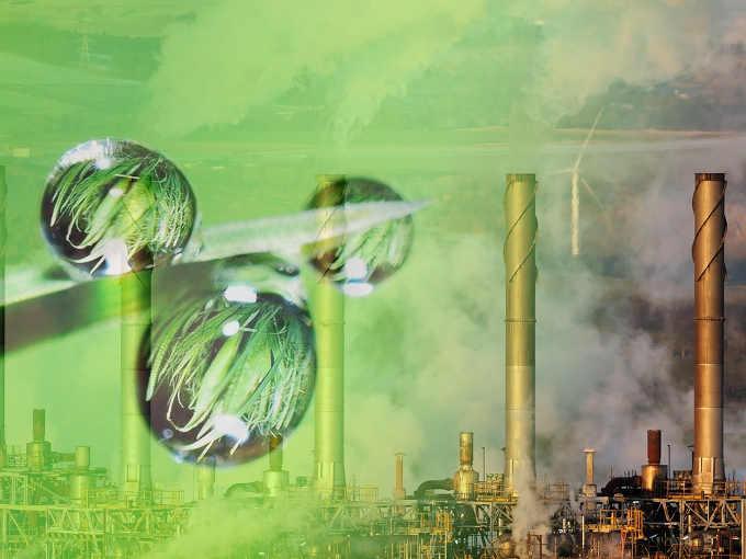 Il greenwashing e le compagnie petrolifere
