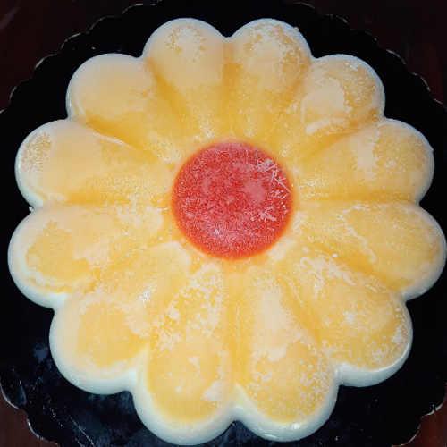 Cheesecake al limone e ciliegie ricetta fresca senza glutine sformata dal congelatore