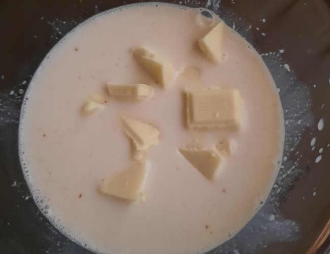 cioccolato con panna