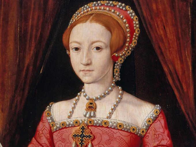 Elisabetta I in un raro ritratto prima della sua ascesa