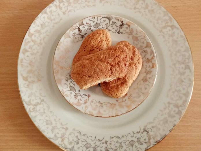 Biscotti integrali fatti in casa con mascarpone senza lievito e senza burro