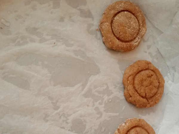 biscotti integrali rotondi al mascarpone