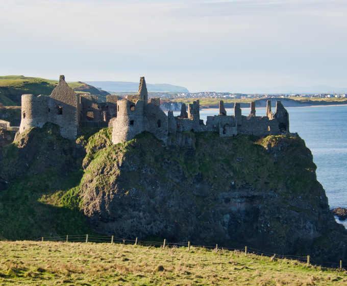 4 Dunluce Castle