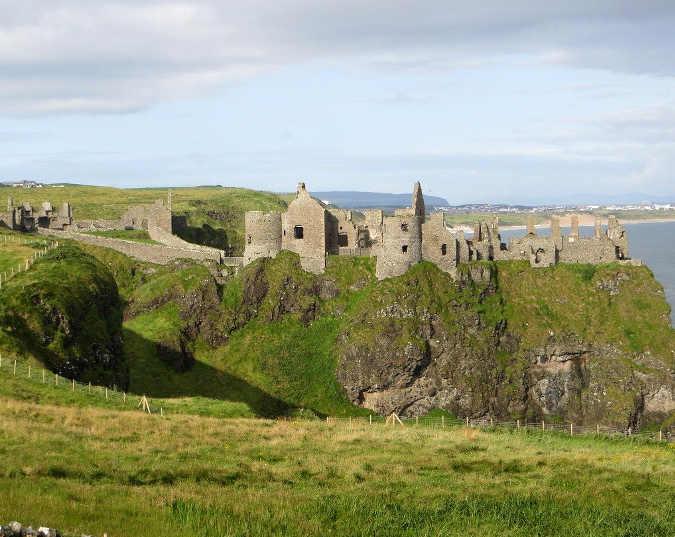 6 Dunluce Castle