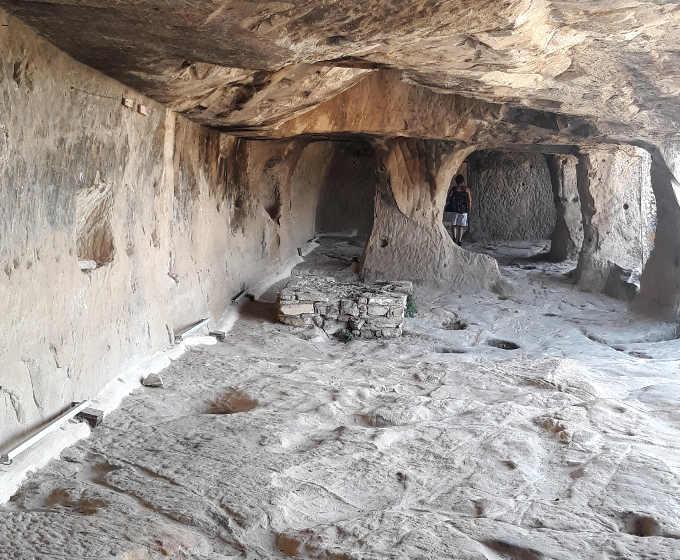 Le grotte di Sperlinga