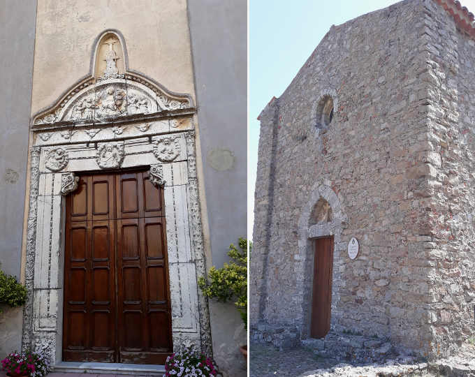 16 Le Chiese di Geraci Siculo, Città Metropolitana di Palermo