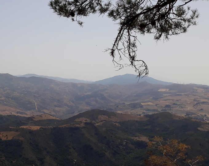 Parco delle Madonie i Borghi d'Italia di Petralia Soprana e Geraci Siculo
