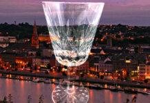 Storia e tradizione del cristallo Il fuoco bianco di Port Lairge